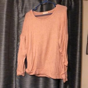 Tops - Long sleeve light weight spring/fall top